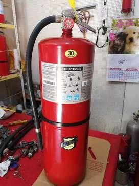 Extintores buckeye