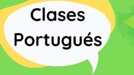Clases de Portugues Professor Nativo