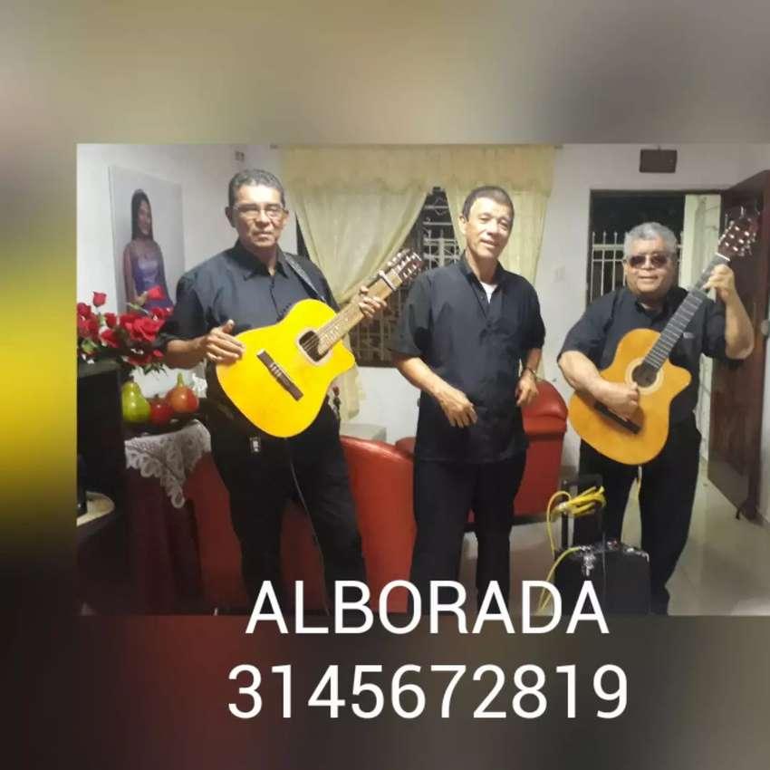 """@La Coloratura del trio """"ALBORADA"""" ; En serenata. 0"""