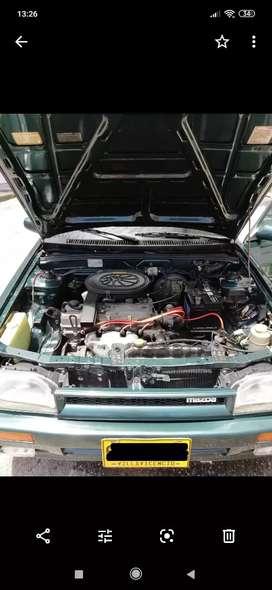 Vendo Mazda 323 coupe, estética y mecánicamente al día
