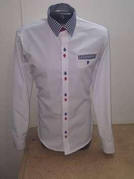 Camisas tela lafayette