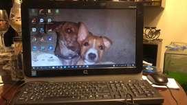 Computador compaq 18-4220la