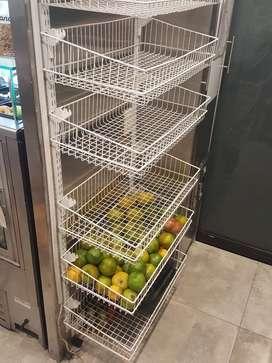 Canastillas para Frutas O Verduras