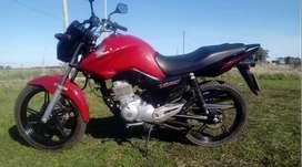 Vendo moto Honda Cg Titan 150
