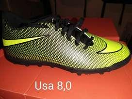 Guayos Nike Bravatax II TF Originales