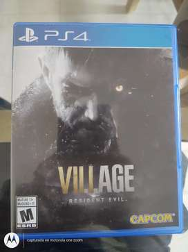 Village ps4