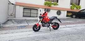 Vendo una moto
