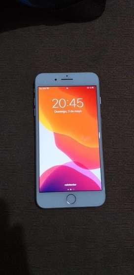 Iphone 8 plus de 64gb funcional 10/10 fisico 10/10