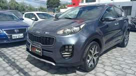 Sportage GT LINE 2017 FULL EQUIPO T/A