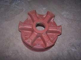 Maza Y Campana Delantera Fiat iveco 697 619