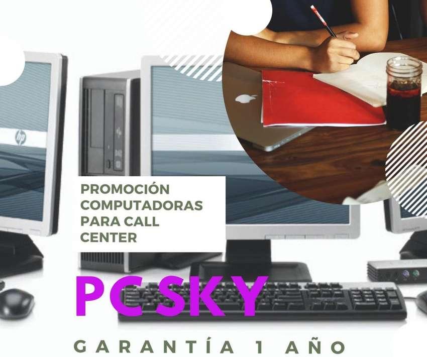 Promoción Compotadoras para Call Center 0