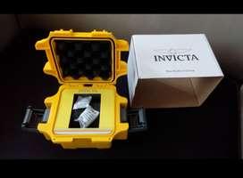 caja para reloj INVICTA de lujo