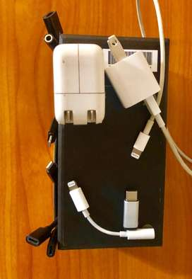 Cargadores usb Apple iPhone Audífonos Carga rapida usb-c