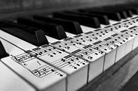 PIANO CLASES- ONLINE WHATSAPP, SKYPE, GOOGLE MEET