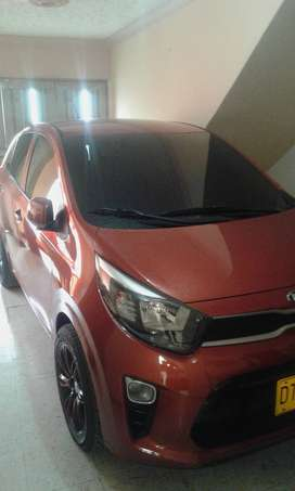 VENDO PICANTO ALL NEW 2018 - EXCELENTE ESTADO
