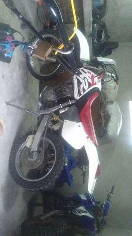Honda xr 250R  97 japon