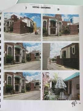 Se vende lujosa casa Riohacha centro.