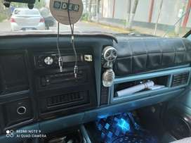 Camioneta Jeep cherokee