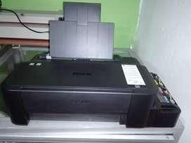 Impresora Epson l120 especial para sublimacion