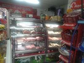 Vendo negocio de carnes- fruver- abarrotes