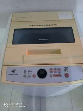 Lavadora Samsung de 18 libras