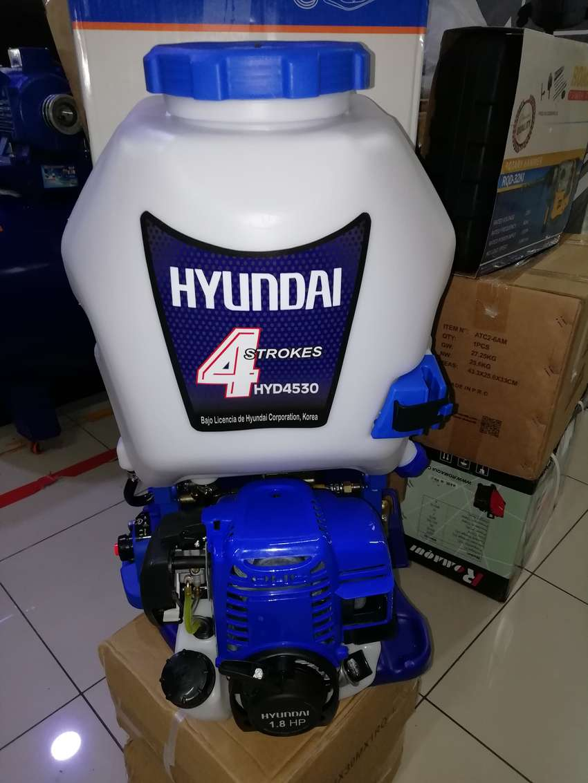 Motofumigadora Hyundai HYD4530 0