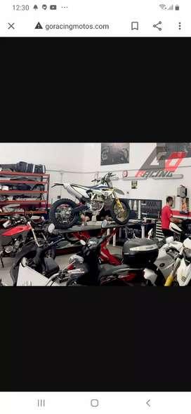 Busco socio inversionista para taller de mecanica de motos