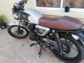 Moto café raícer 170 cc