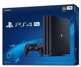 Consola Sony PlayStation 4 PRO 4 K 1 tb