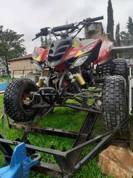 Panther 250 con carro