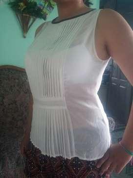 Camisa Zara Talle M