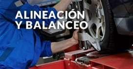 Busco mecánico aliñador y balanceador con experiencia