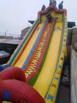 Remato juego inflable