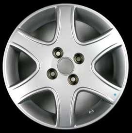 Llanta Aleación 15 Chevrolet Astra 6 rayos (precio por unidad)