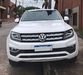 VOLKSWAGEN AMAROK 4X2 HIGHLINE PACK AT 180 HP