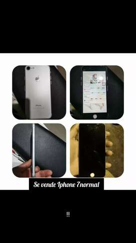 Se vende iPhone 7 normal 32g