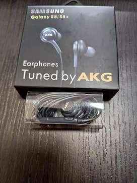 Audifonos Samsung ORIGINALES AKG y S7, S8, S9, S10S9, S10, NOTE 8, 9 Y 10