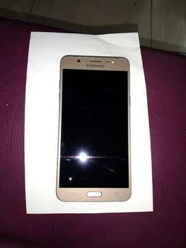 Celular Samsung J7 Dorado
