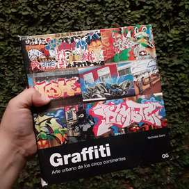 Libro sobre Graffitti