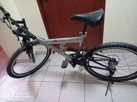 Vendo bicicleta 7/10