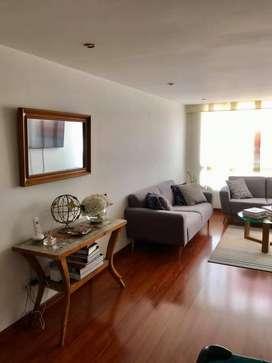 Oportunidad, Precioso Apartamento Chapinero Alto