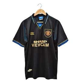 Camiseta Retro Alternativa Manchester United 1994