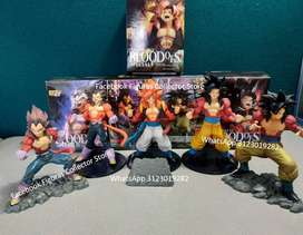 Vegeta Saiyan 4   Goku Saiyan 4 Gogeta Saiyan 4 Dragon Ball GT