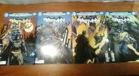 Batman comics renacimiento cuatro primeros numerosnuevos