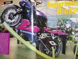 Motociclismo  LOTE 2 revista española octubre 1992
