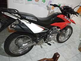 Vendo Honda XR 150