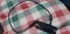 Cargador sony walkman auriculares