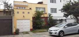 ID-153118 Se vende linda Casa como Terreno, en mejor zona exclusiva de Miraflores