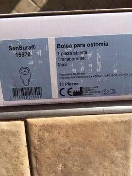 Bolsas de colostomia 15570 ( con desagote )