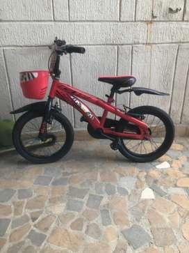 bicicleta gw nino